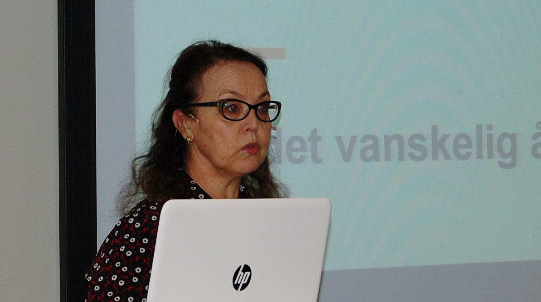 Trine Stub, seniorforsker ved NAFKAM