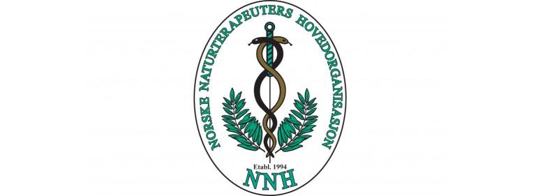Norske Naturterapeuters Hovedorganisasjons logo